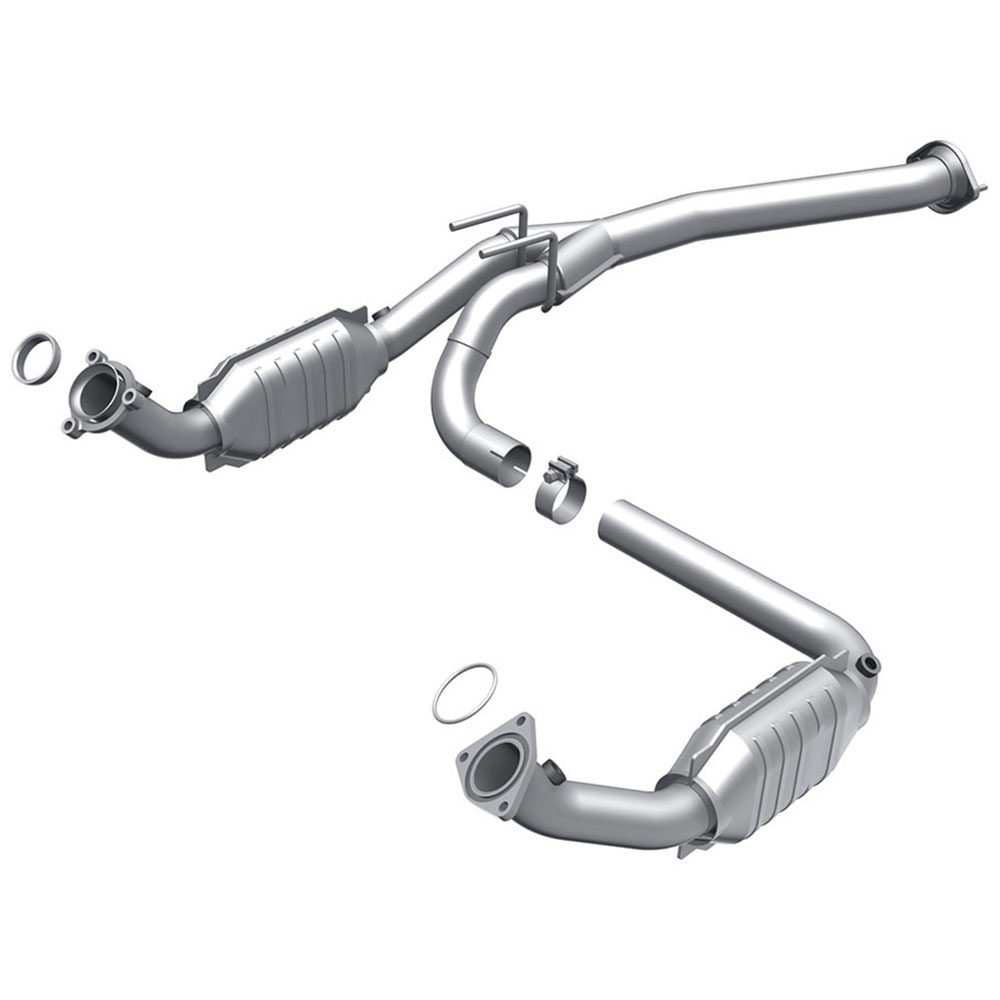 GMC Savana Van                     Catalytic ConverterCatalytic Converter