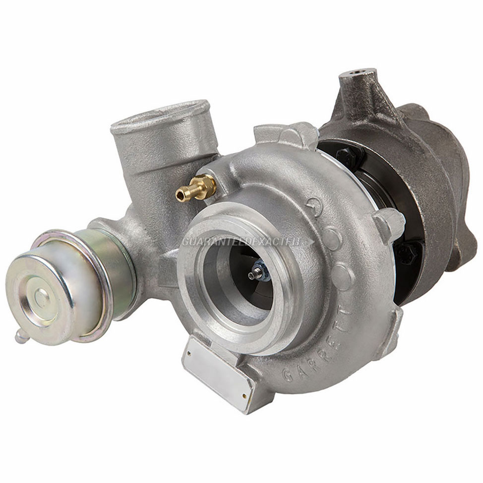 2001 Saab 9-3 2.0L Base Models Turbocharger