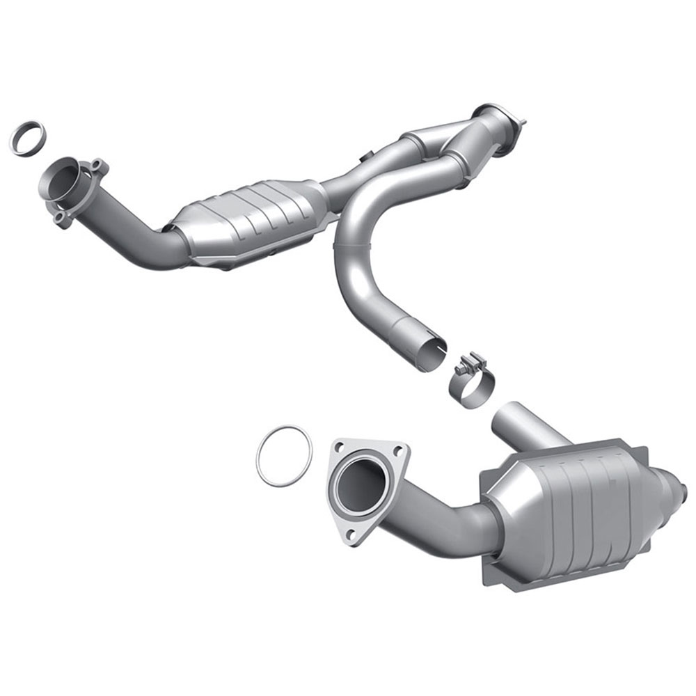 Chevrolet Silverado                      Catalytic ConverterCatalytic Converter