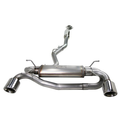 Subaru BRZ                            Cat Back Performance Exhaust