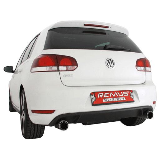 Volkswagen Golf                           Performance Exhaust SystemPerformance Exhaust System
