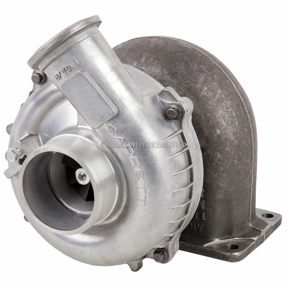 International  Navistar T444E Engine with Garrett Number 466057-5005 Turbocharger