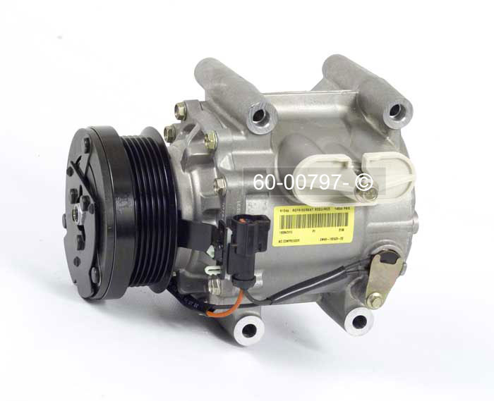 Jaguar X Type A/C Compressor