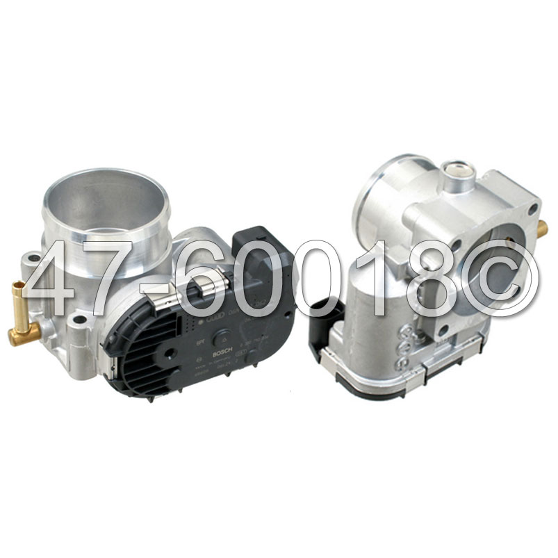 Volkswagen Jetta                          Throttle BodyThrottle Body