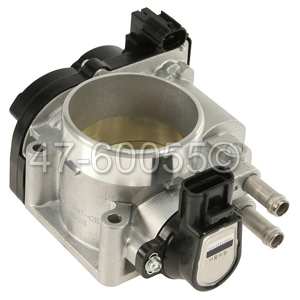 Jaguar S Type                         Throttle BodyThrottle Body