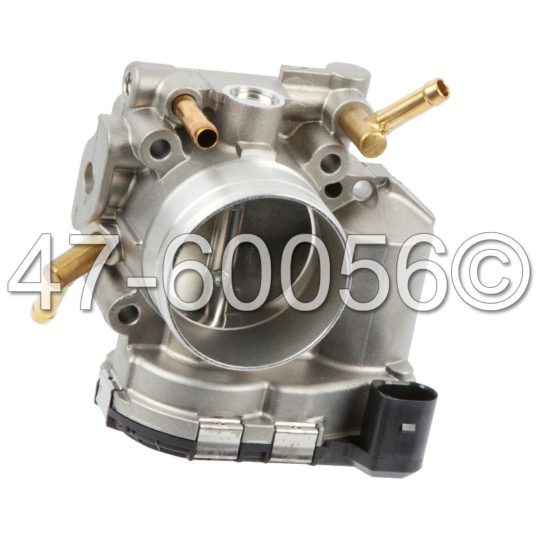 Volkswagen Golf                           Throttle BodyThrottle Body