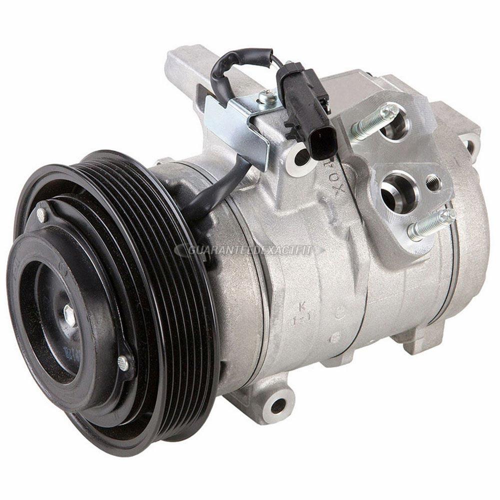 Chrysler 300M                           A/C CompressorA/C Compressor