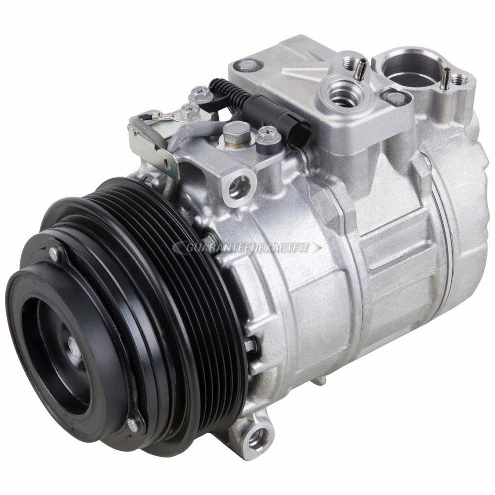 A/C Compressor 60-00846 NC A/C Compressor, 60-00846 NC A/C