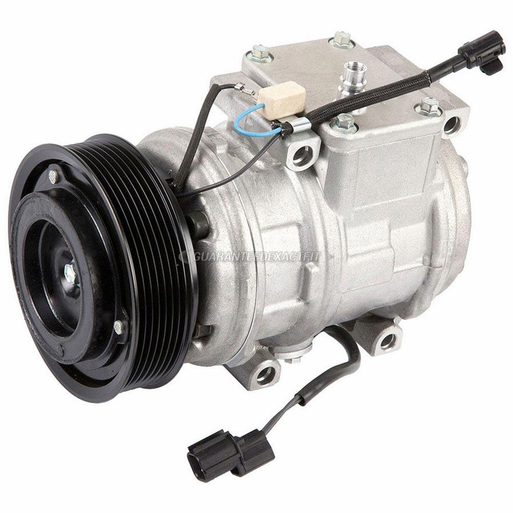 Jaguar XKR A/C Compressor