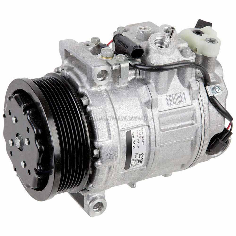 Mercedes_Benz G500                           A/C Compressor