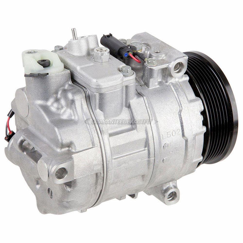 Mercedes_Benz G55 AMG                        A/C Compressor