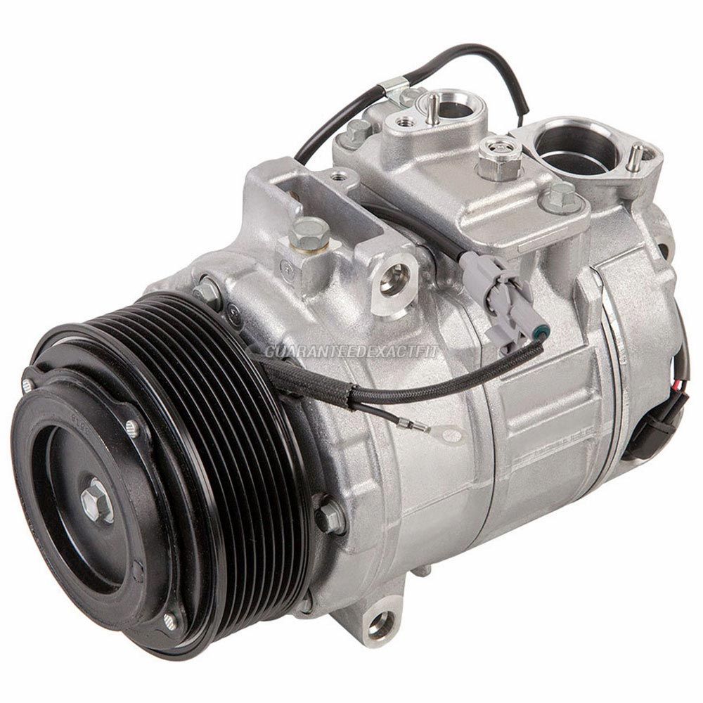 BMW 640i Gran Coupe A/C Compressor