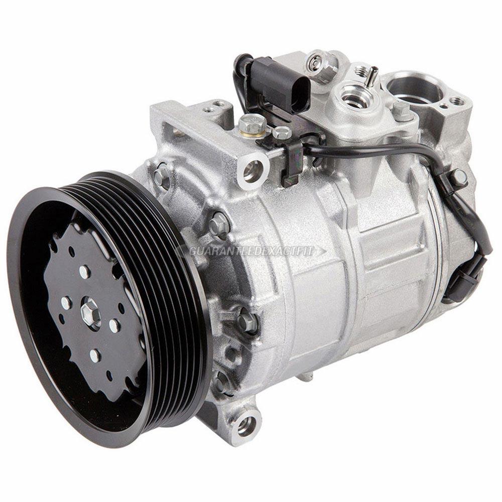 Volkswagen Touareg                        A/C CompressorA/C Compressor