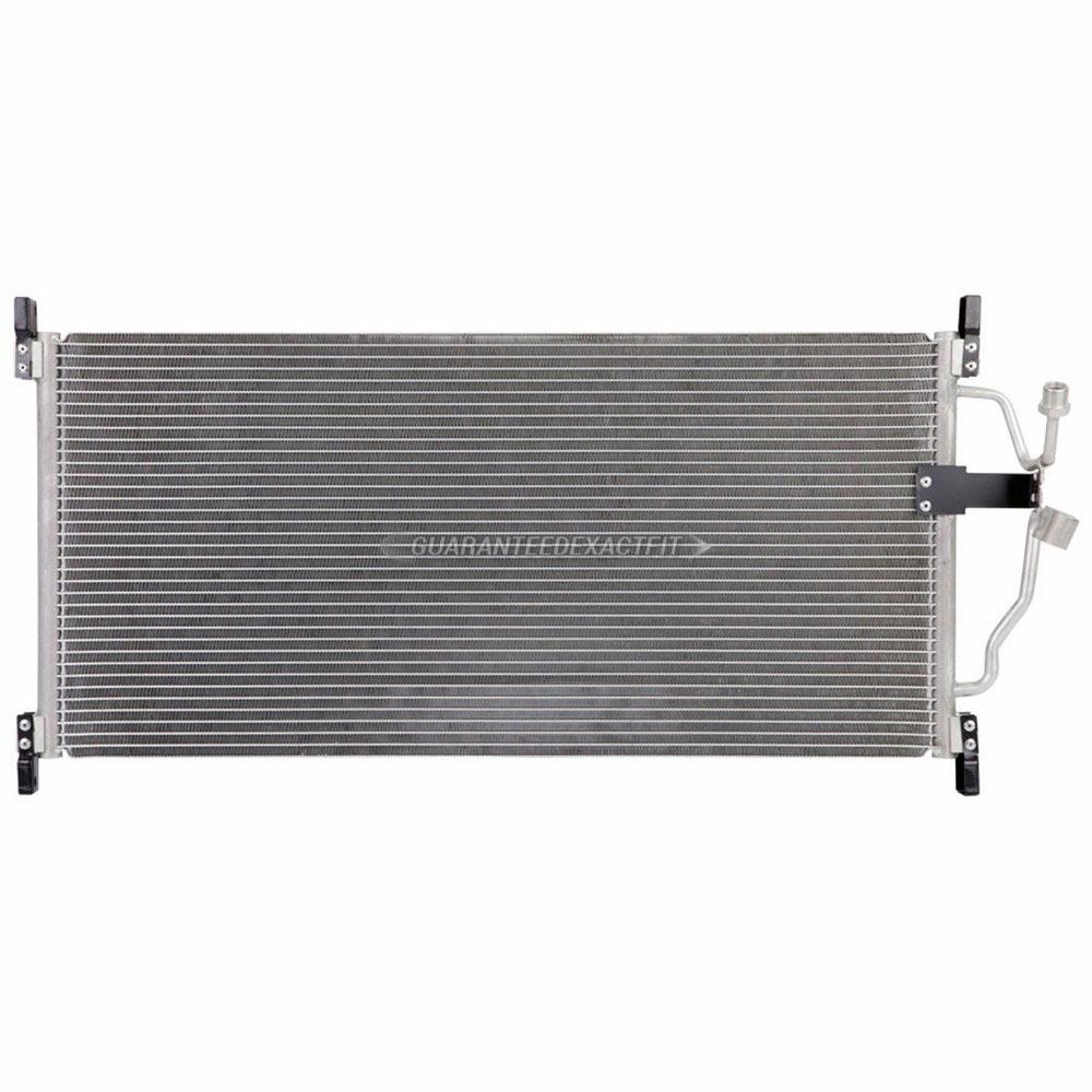 Pontiac Trans Sport A/C Condenser