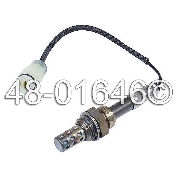 Mercedes_Benz 450SEL                         Oxygen SensorOxygen Sensor