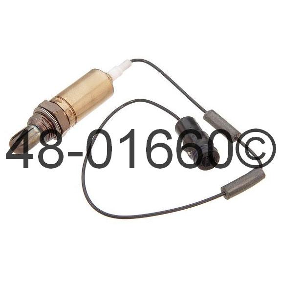Honda Civic                          Oxygen SensorOxygen Sensor