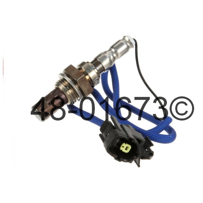 Ford Escort                         Oxygen SensorOxygen Sensor