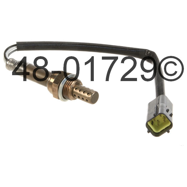 Mazda 929                            Oxygen SensorOxygen Sensor