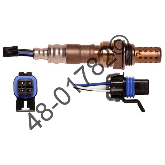 GMC Yukon                          Oxygen SensorOxygen Sensor