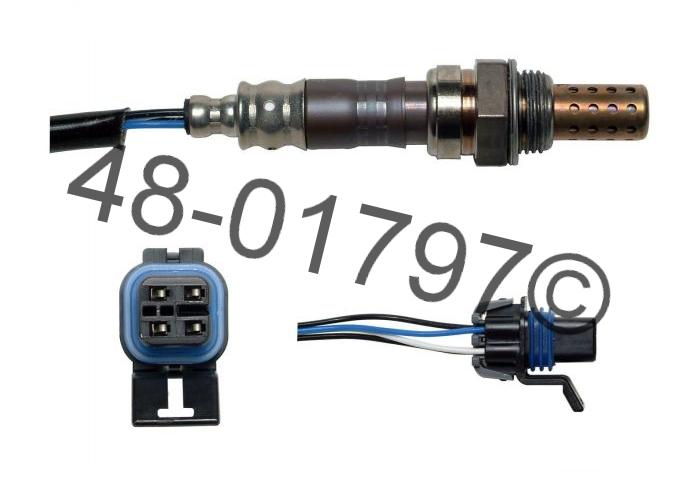 Saab 9-7X                           Oxygen SensorOxygen Sensor