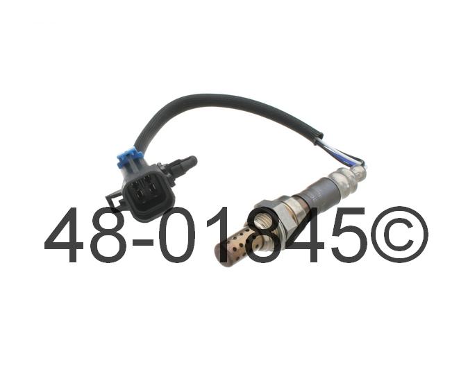 Pontiac Bonneville                     Oxygen SensorOxygen Sensor