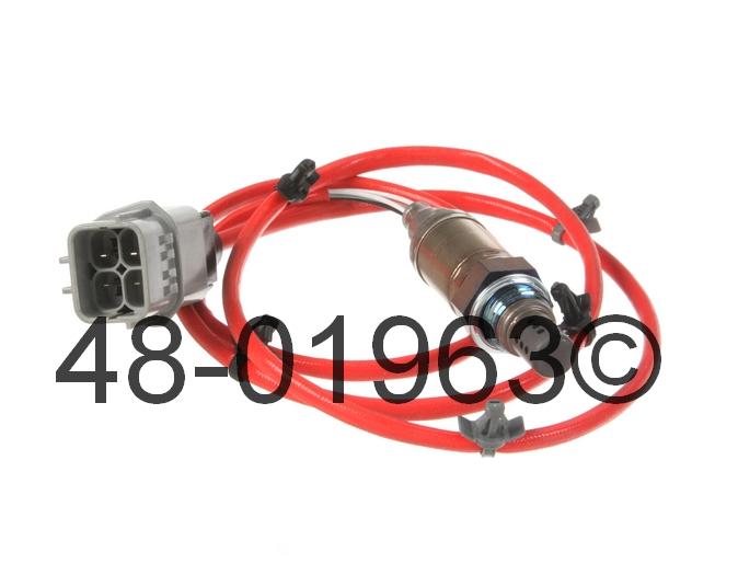Nissan Pathfinder                     Oxygen SensorOxygen Sensor