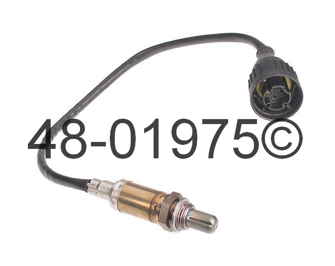 BMW 325is                          Oxygen SensorOxygen Sensor