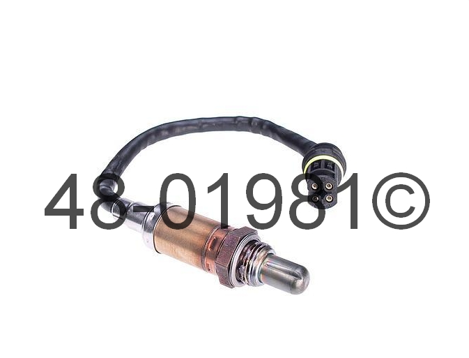 BMW 840                            Oxygen SensorOxygen Sensor