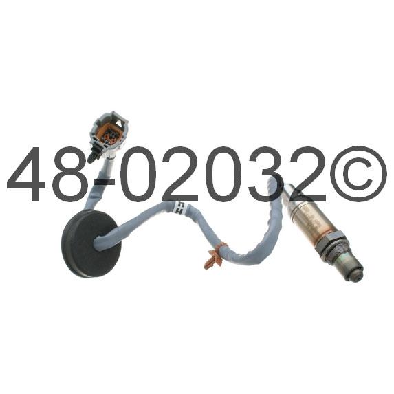 Nissan Xterra                         Oxygen SensorOxygen Sensor