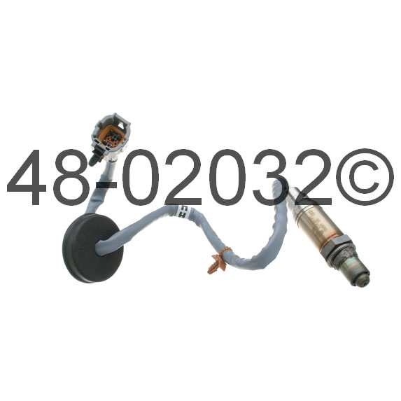 Nissan Frontier                       Oxygen SensorOxygen Sensor