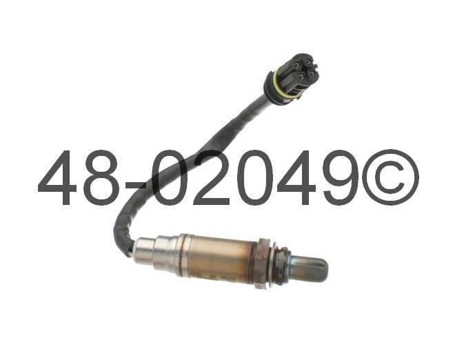 BMW 318is                          Oxygen SensorOxygen Sensor