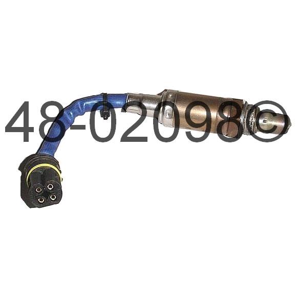 Mercedes_Benz SL320                          Oxygen SensorOxygen Sensor