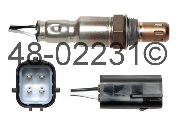 Nissan GT-R                           Oxygen SensorOxygen Sensor