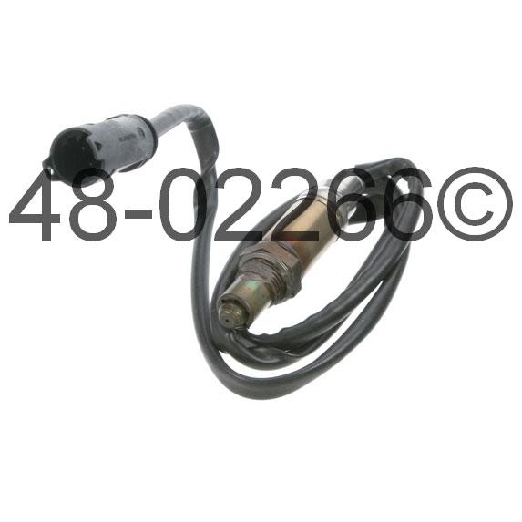 BMW X3                             Oxygen SensorOxygen Sensor