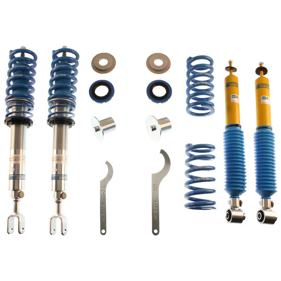 Audi S4                             Coilover KitCoilover Kit