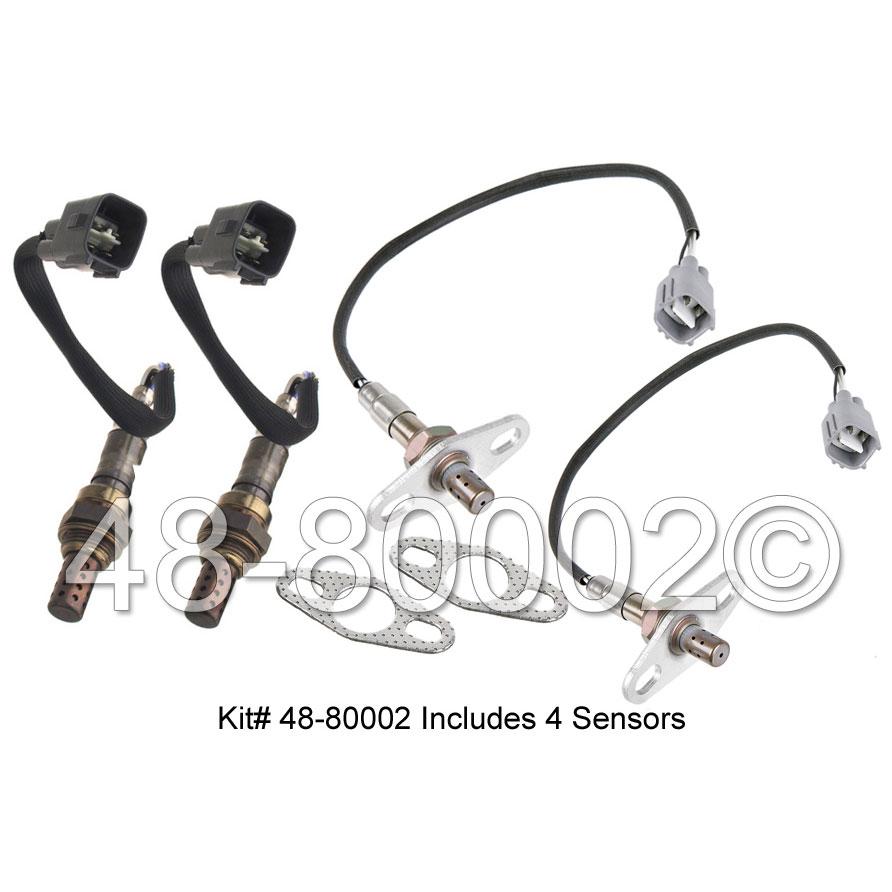 Lexus LX450                          Oxygen Sensor KitOxygen Sensor Kit