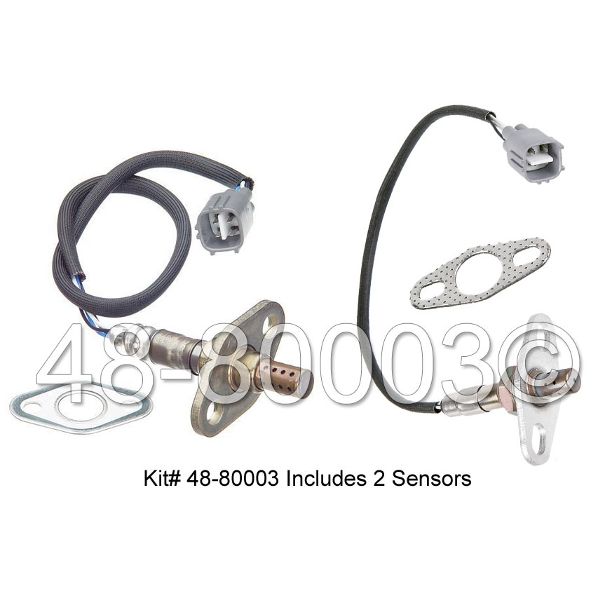 Toyota Pick-Up Truck                  Oxygen Sensor KitOxygen Sensor Kit