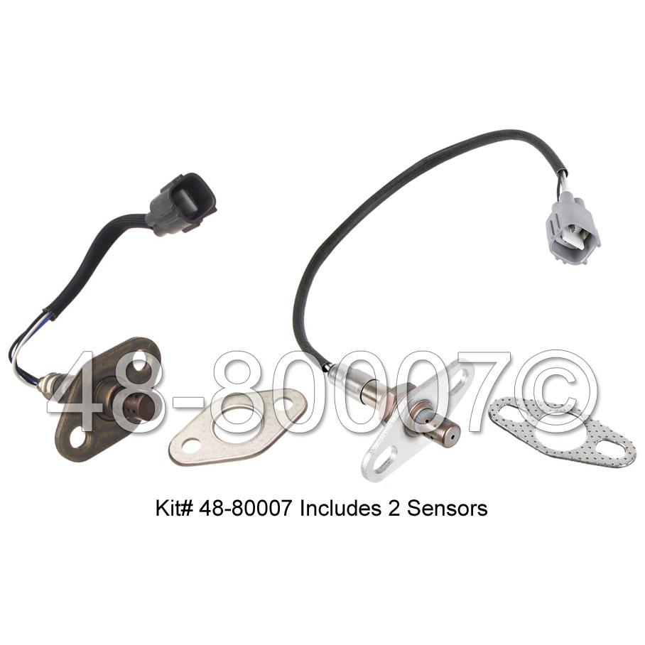 Toyota T100                           Oxygen Sensor KitOxygen Sensor Kit