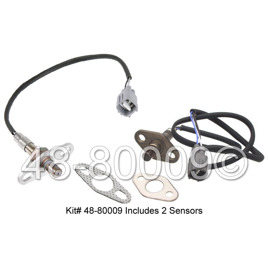Toyota Tacoma                         Oxygen Sensor KitOxygen Sensor Kit