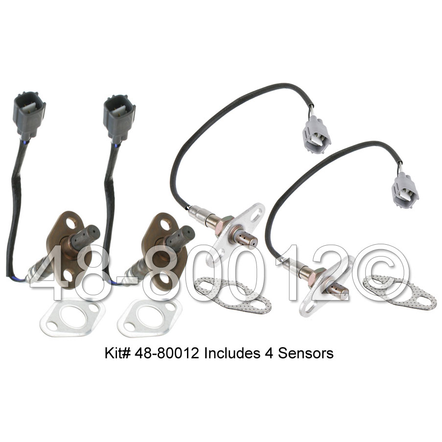 Toyota Tundra                         Oxygen Sensor KitOxygen Sensor Kit