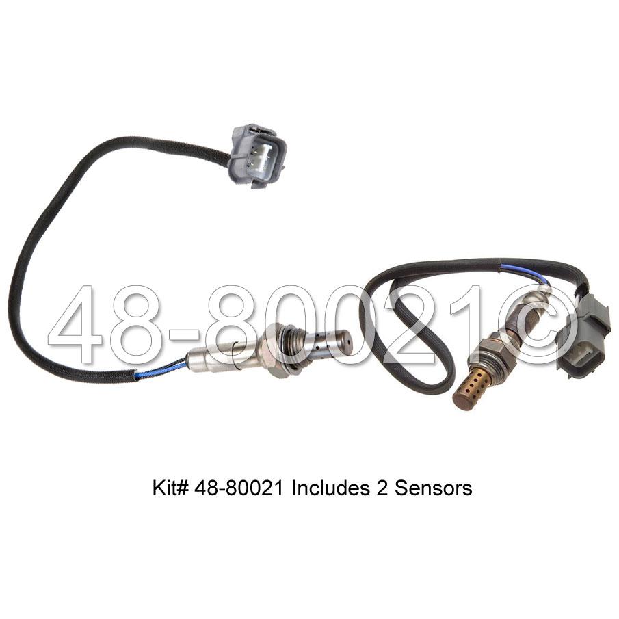 Honda Civic                          Oxygen Sensor KitOxygen Sensor Kit