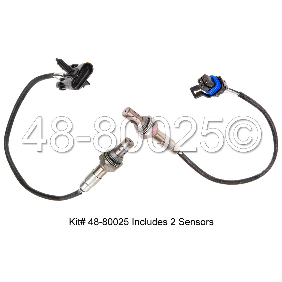 Oldsmobile Ninety Eight                   Oxygen Sensor KitOxygen Sensor Kit