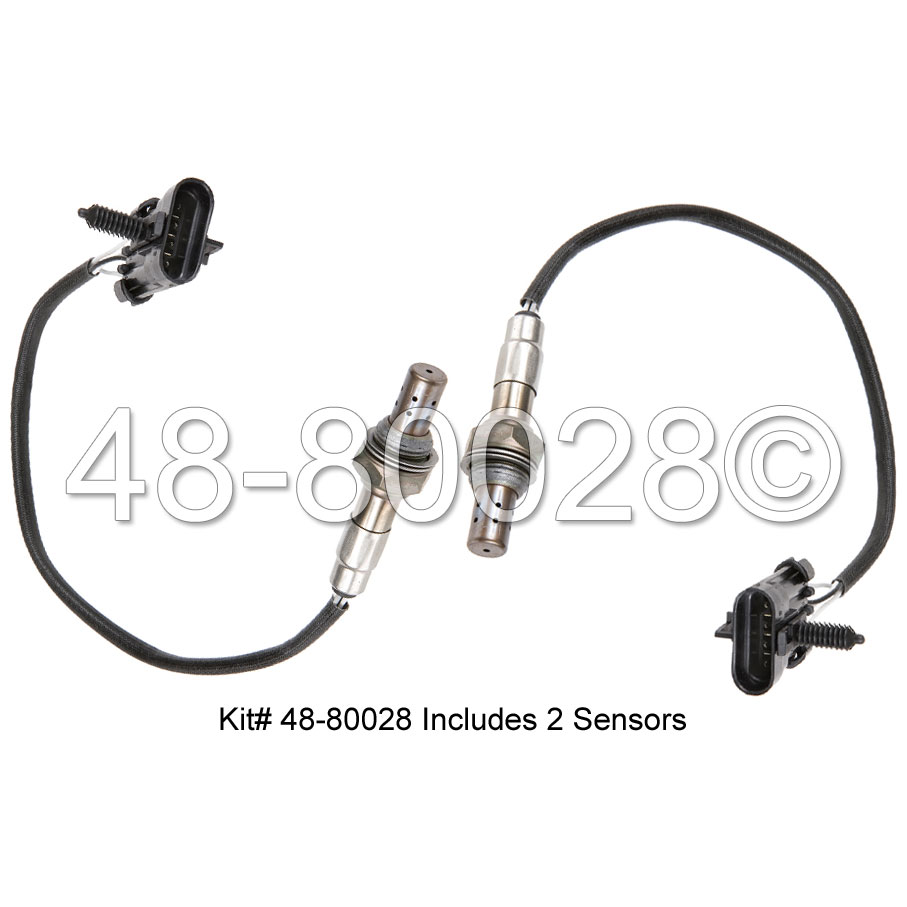Chevrolet Blazer S-10                    Oxygen Sensor KitOxygen Sensor Kit