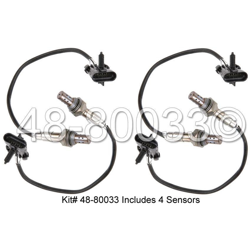 Oldsmobile Bravada                        Oxygen Sensor KitOxygen Sensor Kit