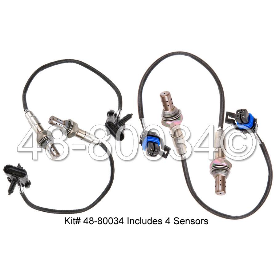 Chevrolet Camaro                         Oxygen Sensor KitOxygen Sensor Kit