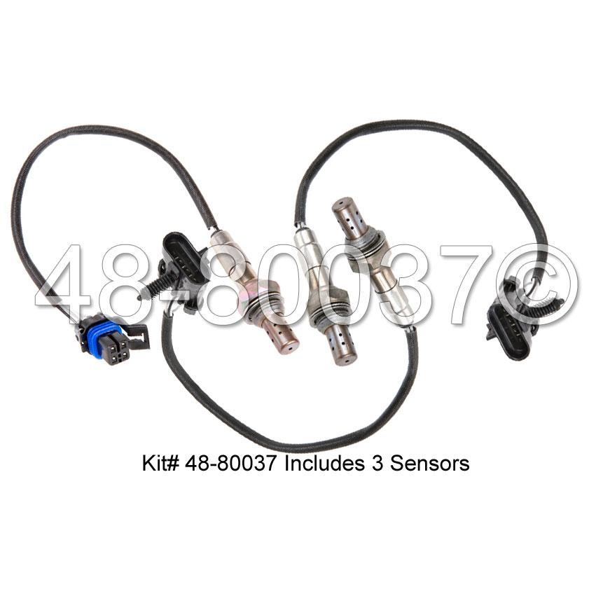 Chevrolet Lumina                         Oxygen Sensor KitOxygen Sensor Kit