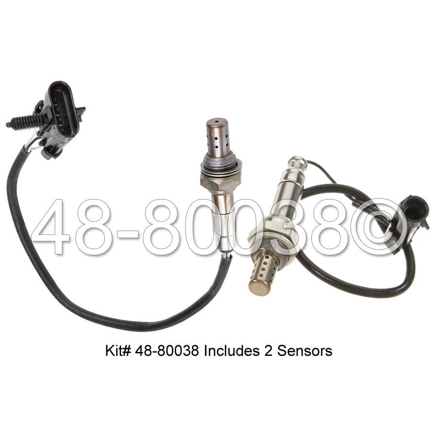 Chevrolet S10 Truck                      Oxygen Sensor KitOxygen Sensor Kit