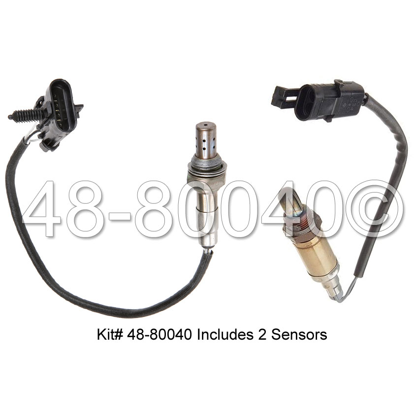 Daewoo Lanos                          Oxygen Sensor KitOxygen Sensor Kit