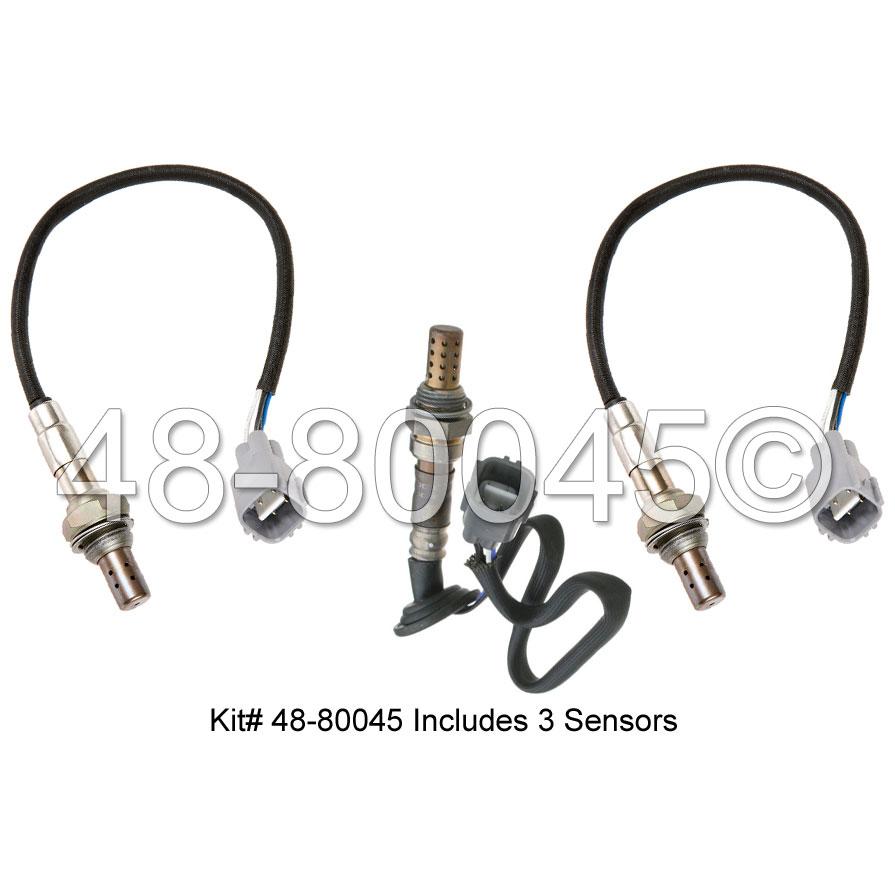 Lexus ES300                          Oxygen Sensor KitOxygen Sensor Kit