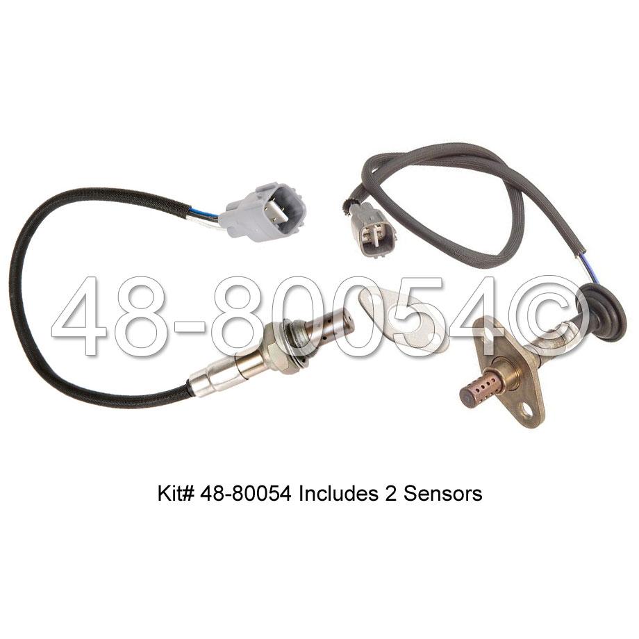 Toyota RAV4                           Oxygen Sensor KitOxygen Sensor Kit